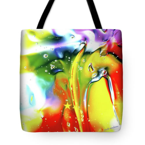 Gel Art #27 Day Tote