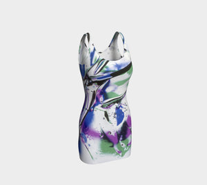 Gel Art #12 Bodycon Dress