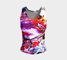 Gel Art #14R Fitted Tank Top