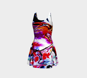 Gel Art #14R Flare Dress