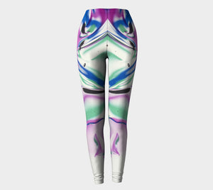 Gel Art #18 Leggings