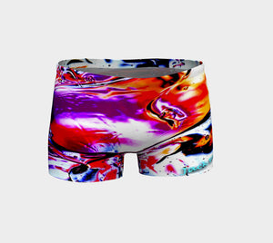 Gel Art #14 Shorts