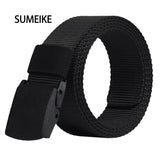 Buckle Nylon Tactical Belt - Cyberwear