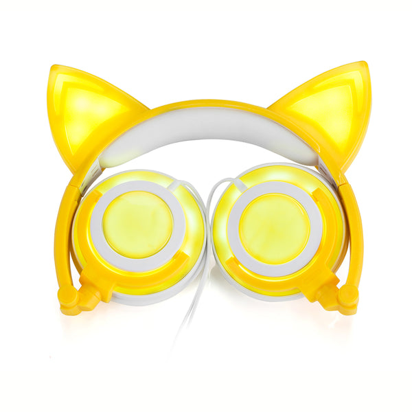 JINSERTA Kitty Headphones - Cyberwear