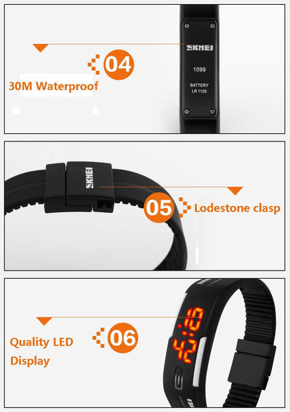 TECH Wristwatch - Cyberwear