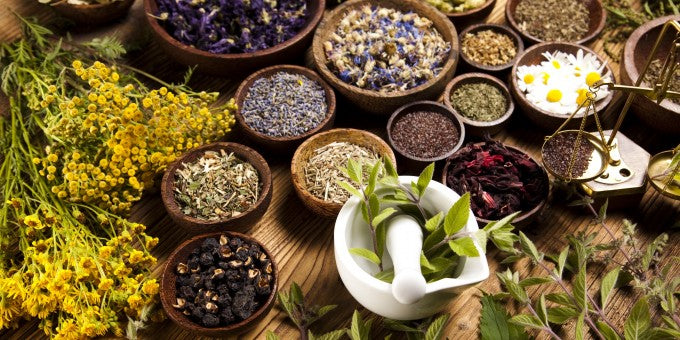 Tie's Five Essential Herbs to Treat Autoimmune