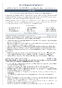 Chef CV Template