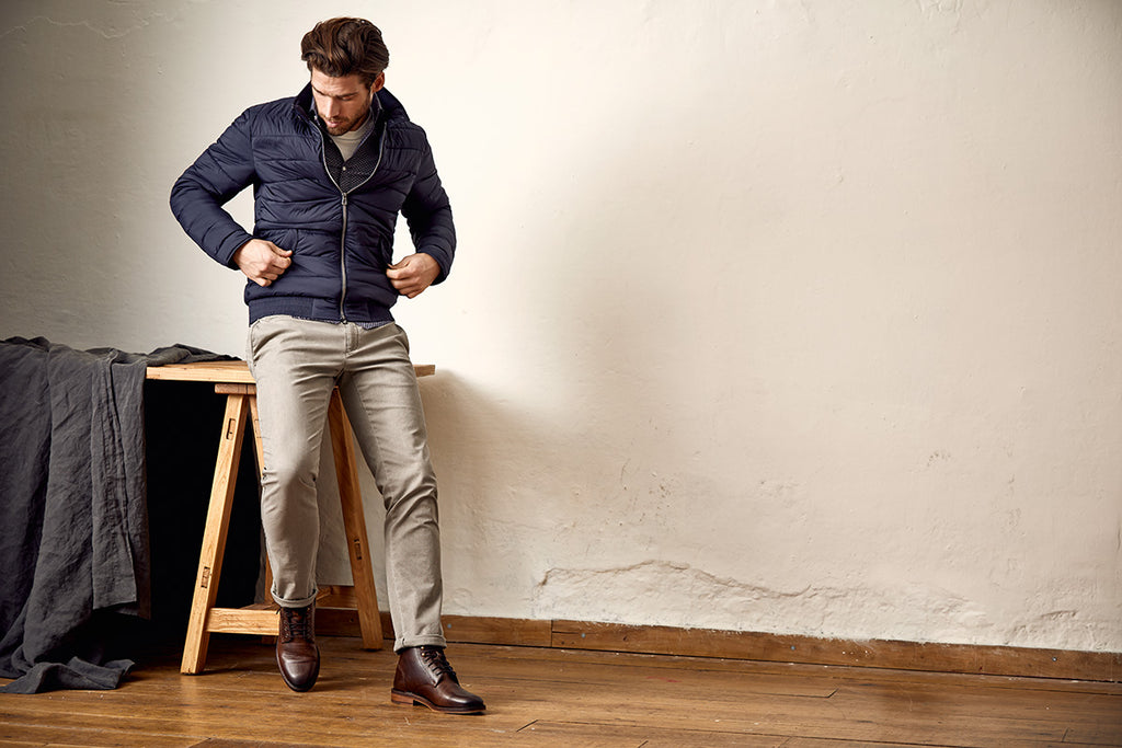 HOW A HERITAGE PANTS BRAND NEW TO THE STATES IS TAKING THE MENSWEAR MARKET BY STORM