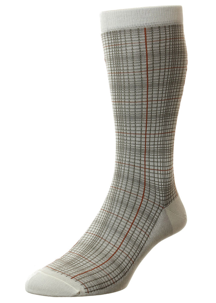 Pantherella Waverton Sock | Calico - Jordan Lash Charleston