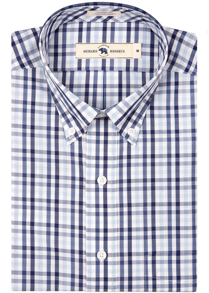 Onward Reserve Classic Fit Cotton Shirt | Park - Jordan Lash Charleston