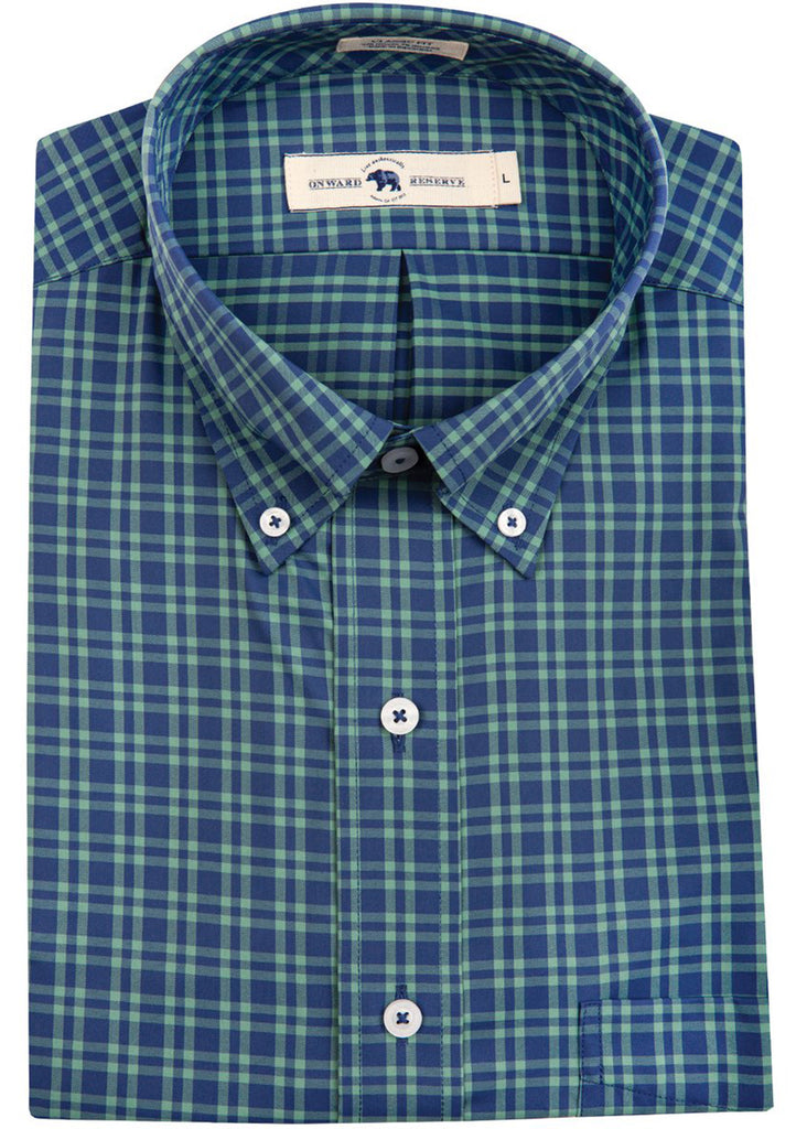 Onward Reserve Classic Fit Performance Shirt | Springs - Jordan Lash Charleston