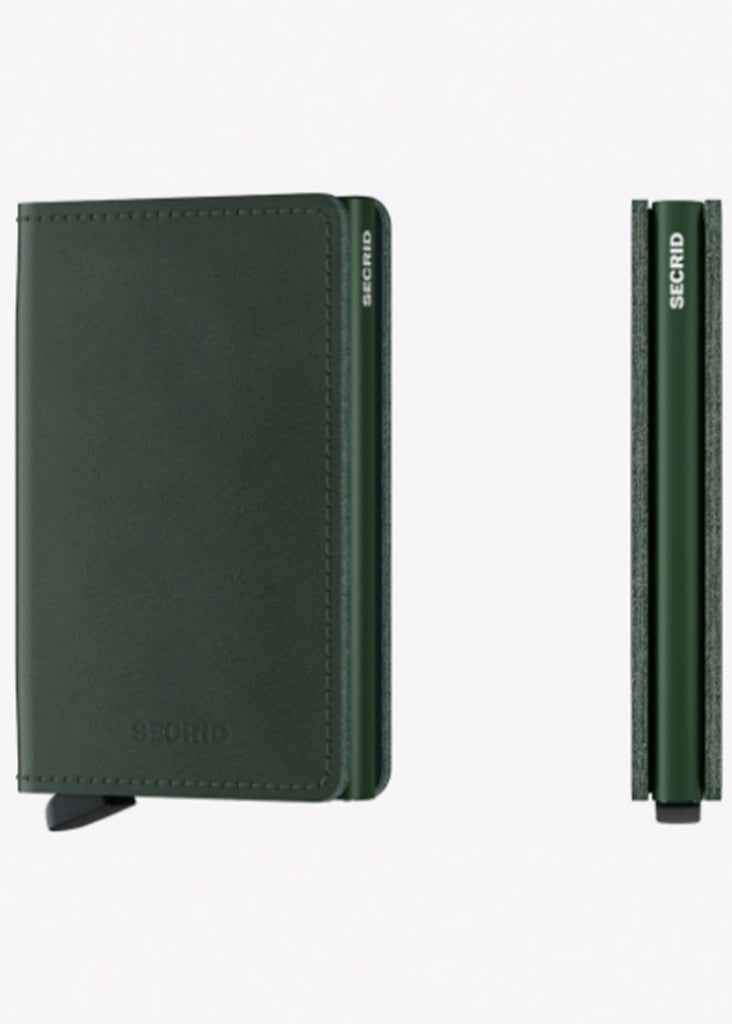 Secrid Slimwallet | Original Green - Jordan Lash Charleston
