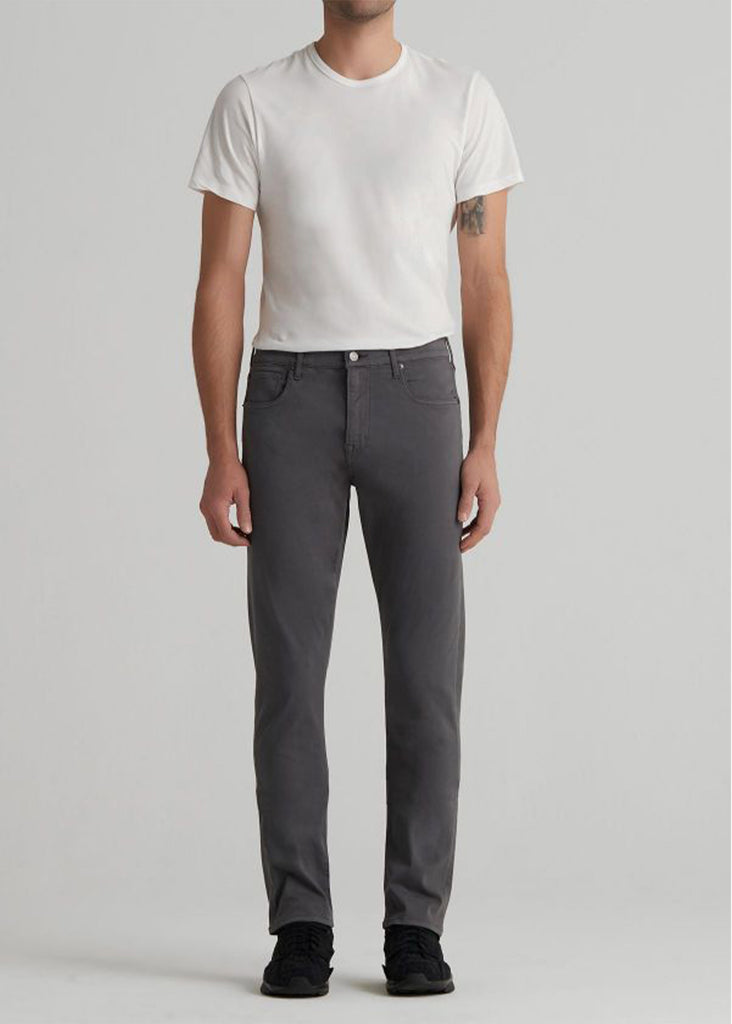 Edwin Maddox 5 Pocket Pant | Dark Grey - Jordan Lash Charleston