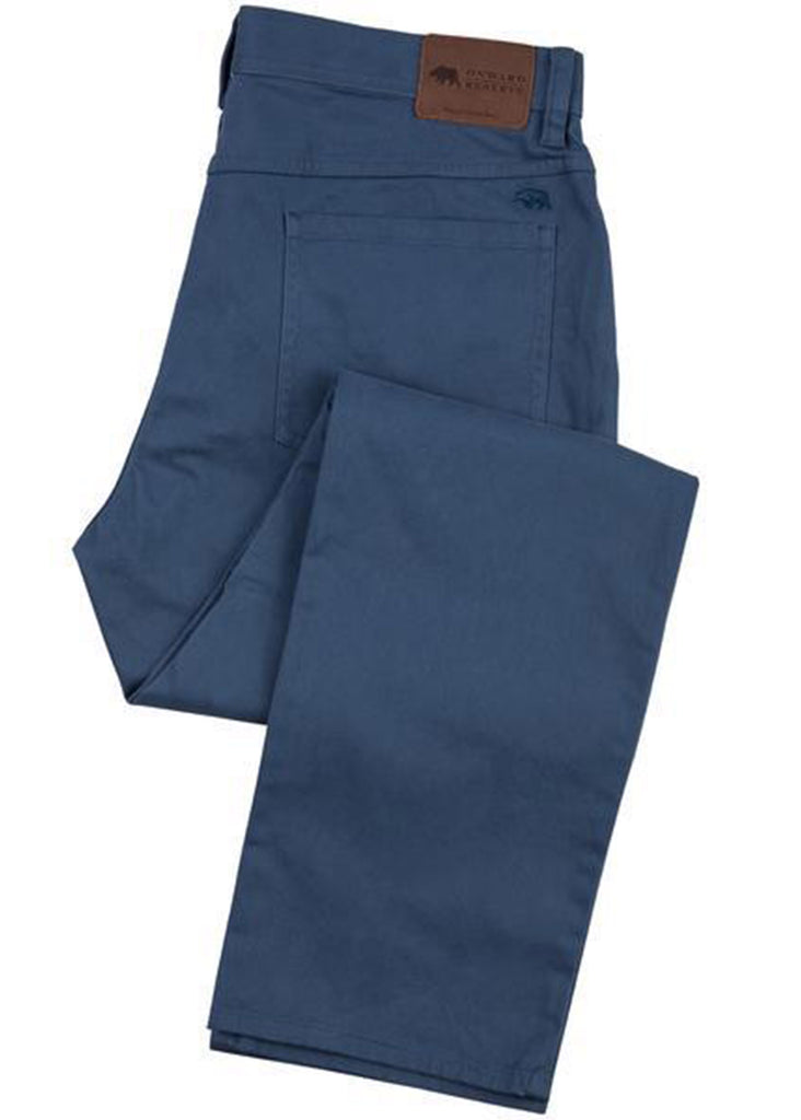 Onward Reserve Five Pocket Stretch Pant | Denim - Jordan Lash Charleston