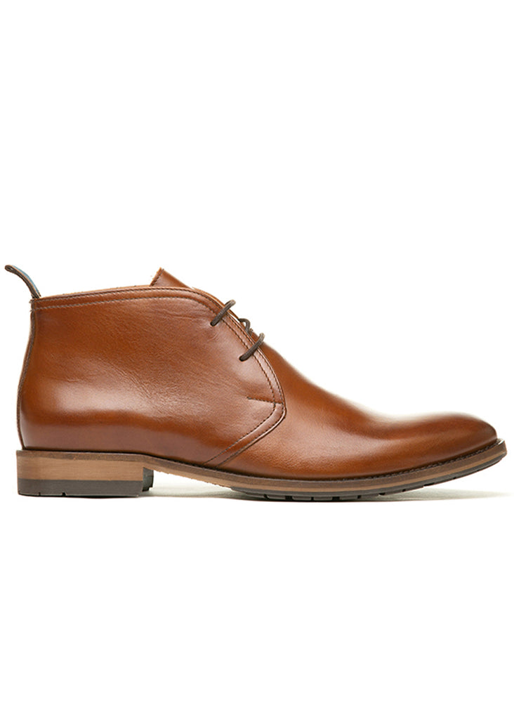 Rodd and Gunn Pebbly Hill Boot | Rye Whiskey - Jordan Lash Charleston