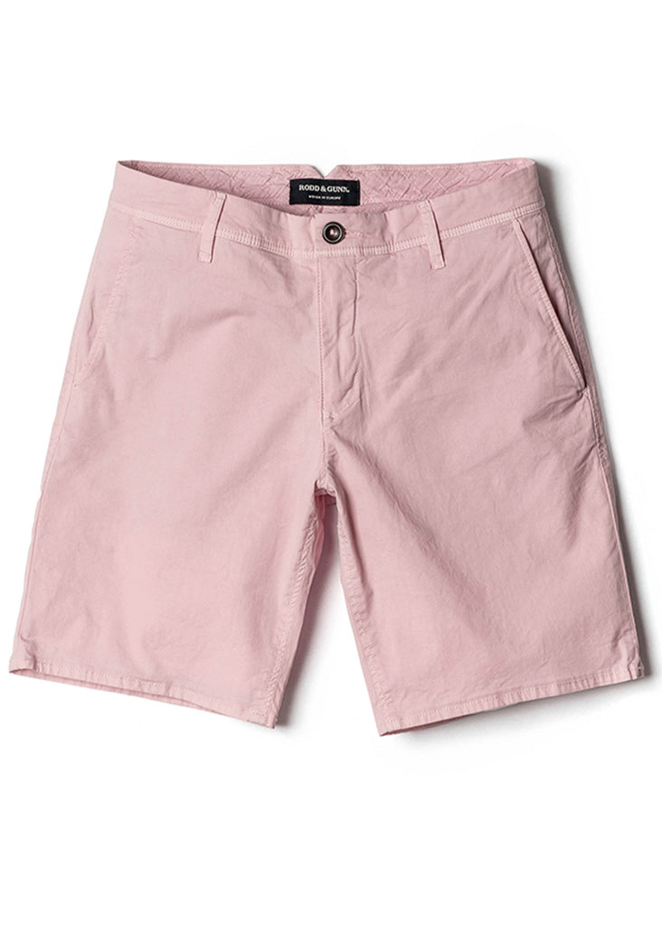 Rodd and Gunn The Peaks Custom Short | Rosewater - Jordan Lash Charleston