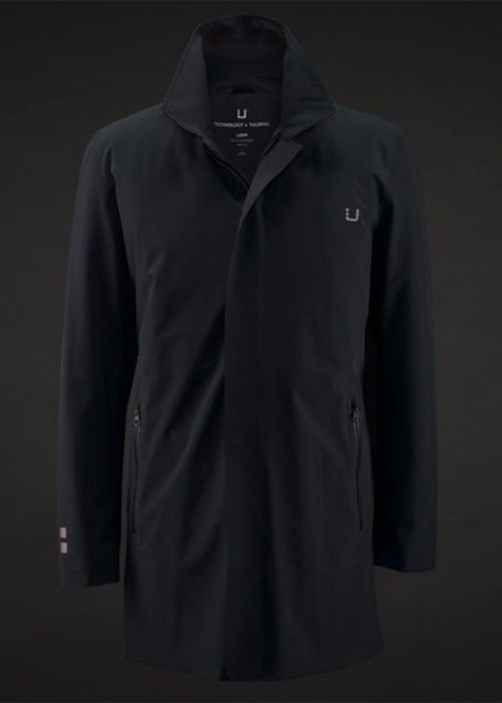 UBR Regulator Coat | Black - Jordan Lash Charleston