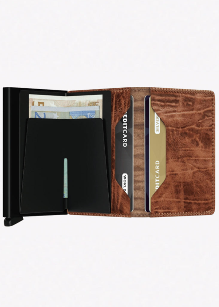 Secrid Slimwallet | Dutch Martin Whiskey - Jordan Lash Charleston