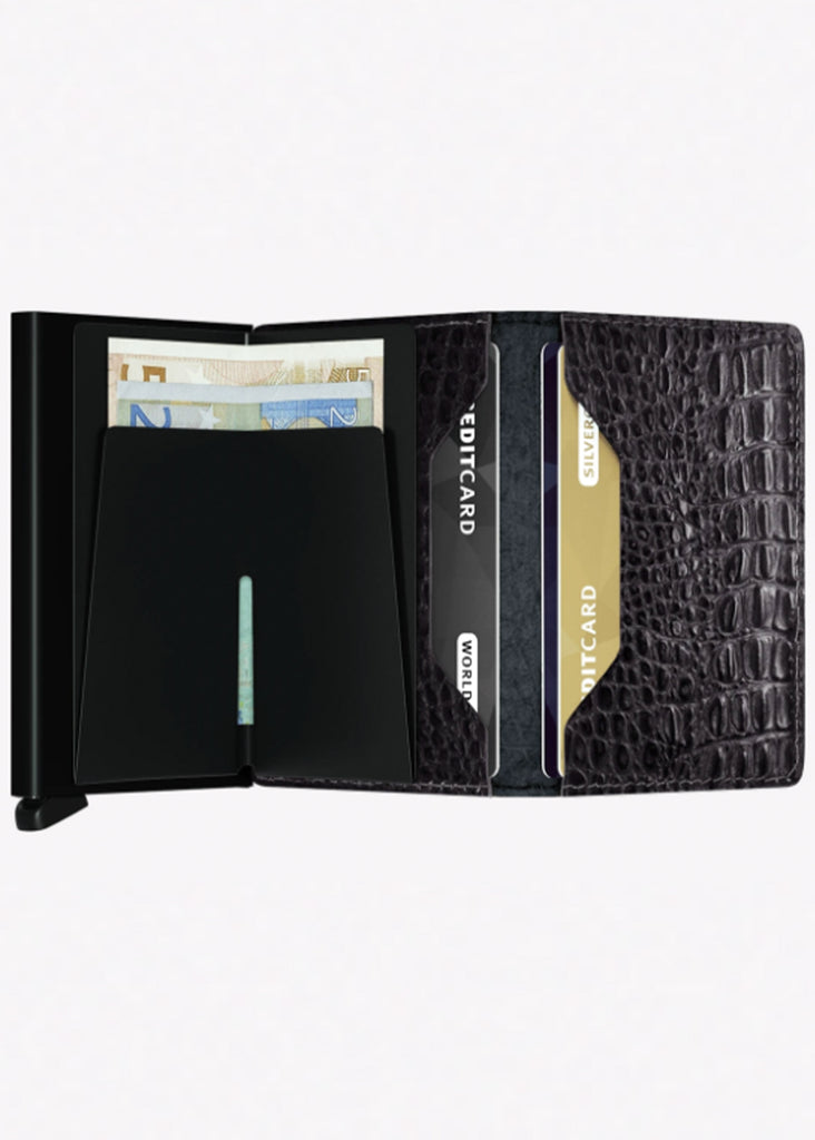 Secrid Slimwallet | Nile Black - Jordan Lash Charleston
