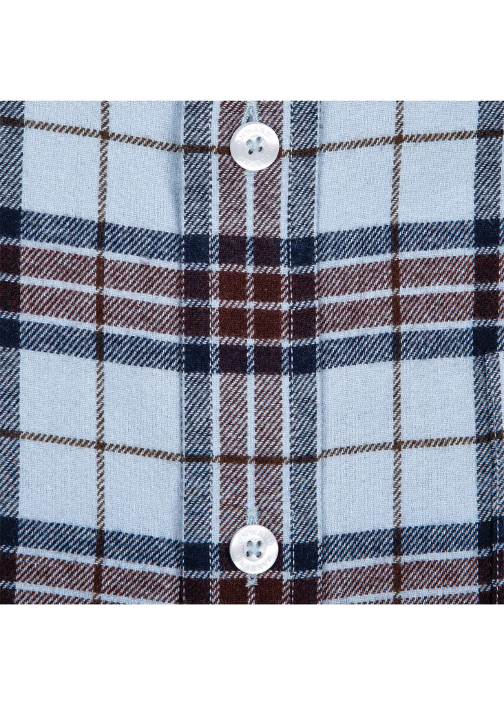 Onward Reserve Tailored Fit Flannel Shirt | Patton - Jordan Lash Charleston