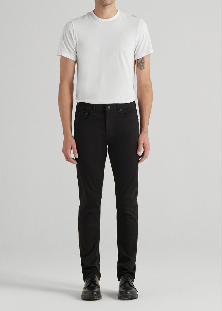 Edwin Maddox 5 Pocket Pant | Stay Black - Jordan Lash Charleston