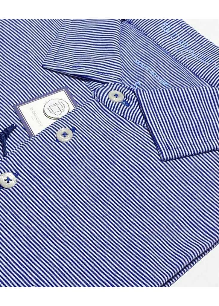 B. Draddy Vin Polo w/ Pocket | Tannenbaum - Jordan Lash Charleston