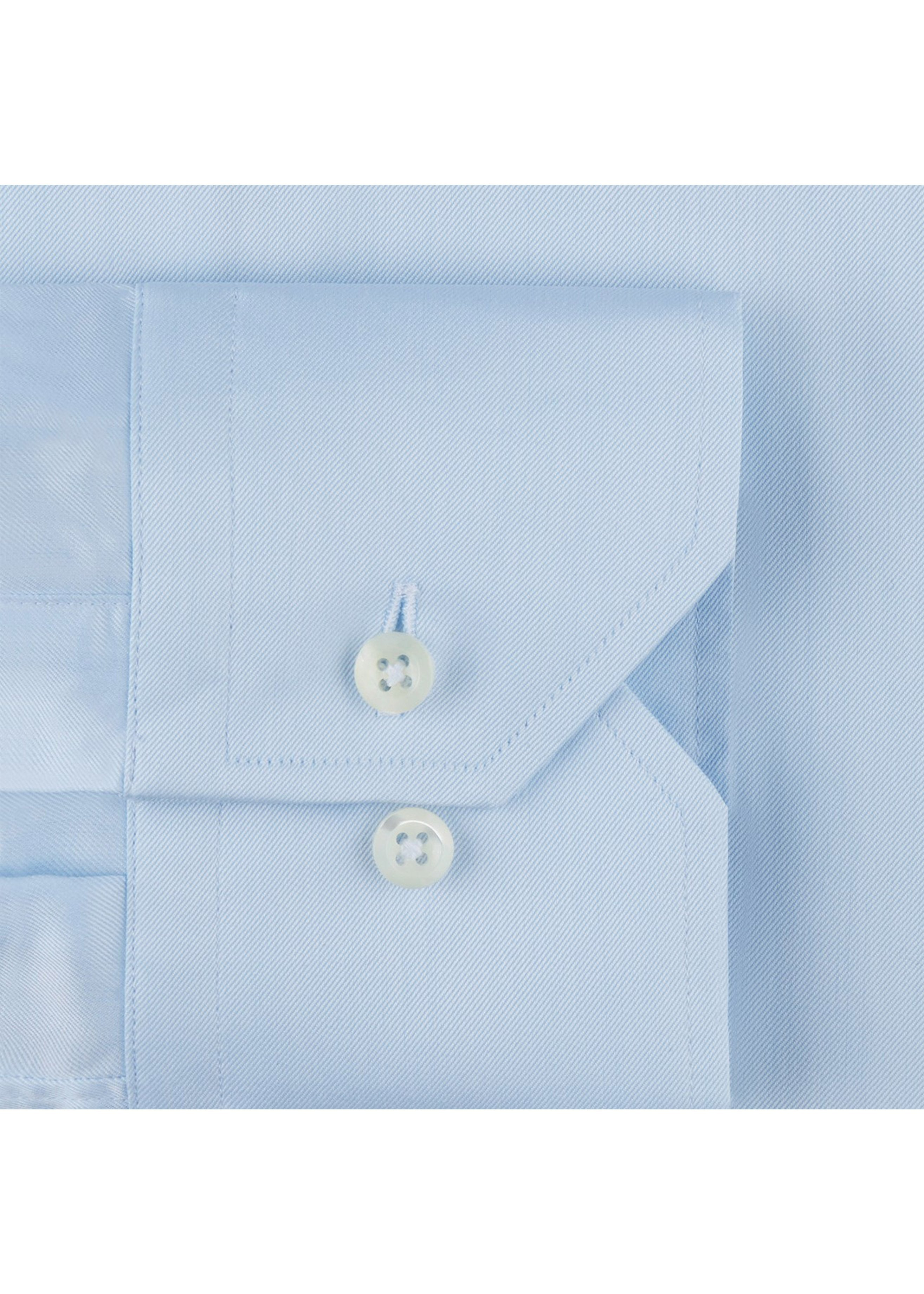 890a84f86736 Stenstroms Light Blue Fitted Body Shirt In Superior Twill
