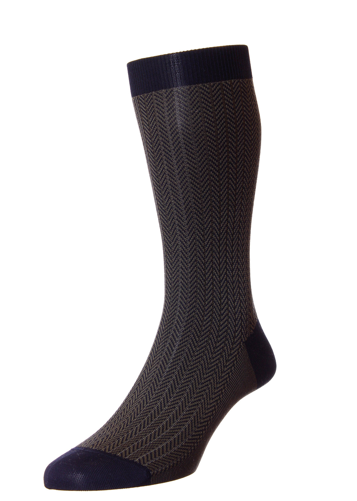 Pantherella Fabian Sock | Navy