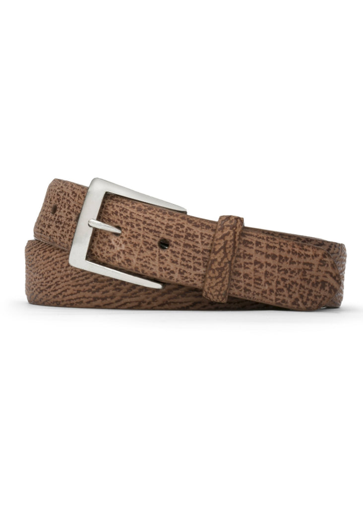 W. Kleinberg Shark Belt | Safari Tan - Jordan Lash Charleston