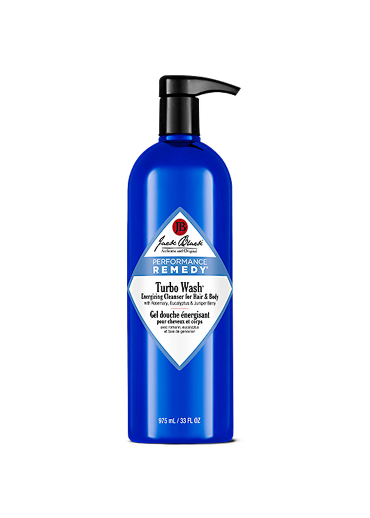 Jack Black Turbo Wash Energizing Cleanser | 33 oz - Jordan Lash Charleston