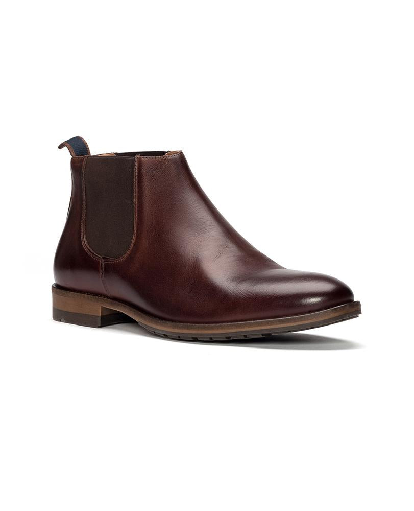 Rodd and Gunn Logan Terrace Boots | Chocolate Brown