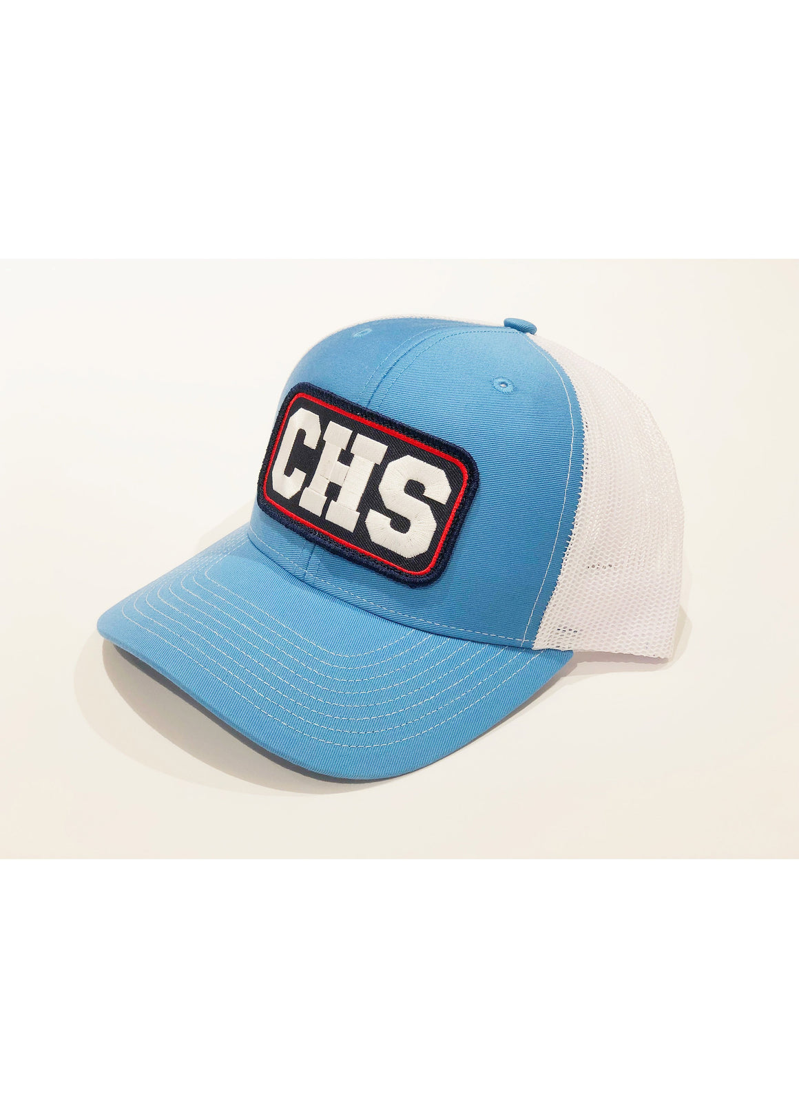 CHS Trucker Hat | Columbia Blue