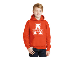Aledo Gildan Youth Hooded Sweatshirt