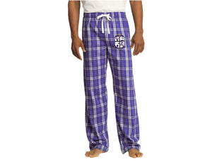Young Mens Flannel Plaid PJ Pant