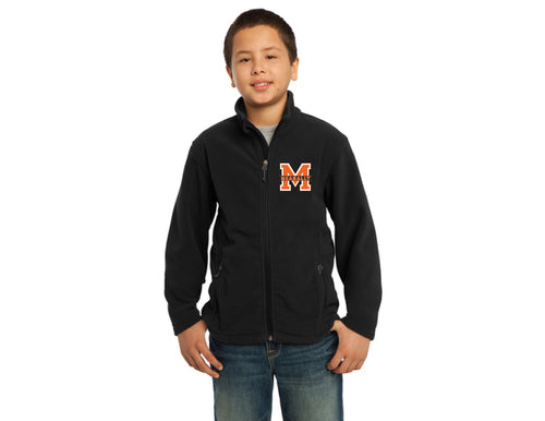 Mcanally Youth Fleece Jacket