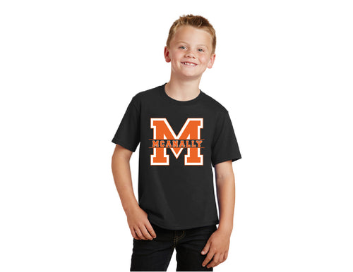 Mcanally Short Sleeve Youth T Shirts