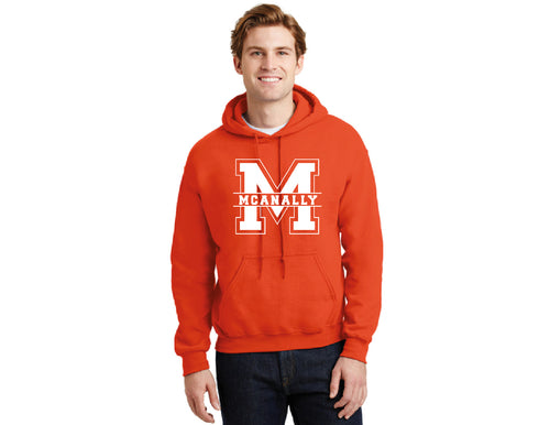 HOODED SWEATSHIRT ADULT