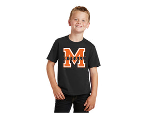 Mccall Short Sleeve Youth T Shirts