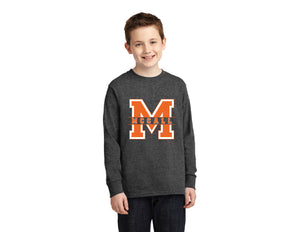 Mccall Youth Long Sleeve T Shirt