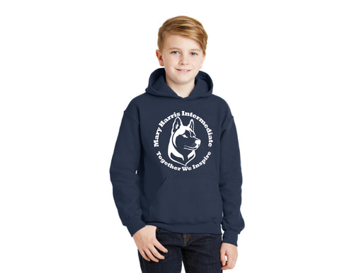 Gildan® - Youth Heavy Blend™ Hooded Sweatshirt