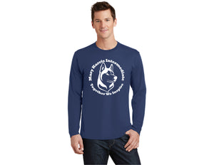 Port & Company® Adult Long Sleeve Tee