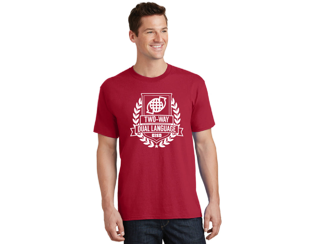 Adult Short Sleeve T Shirt