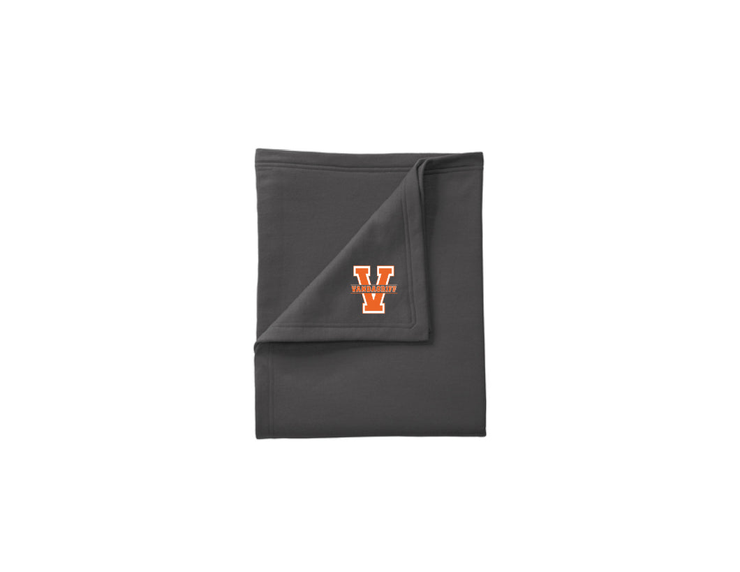 Vandagriff Fleece Blanket