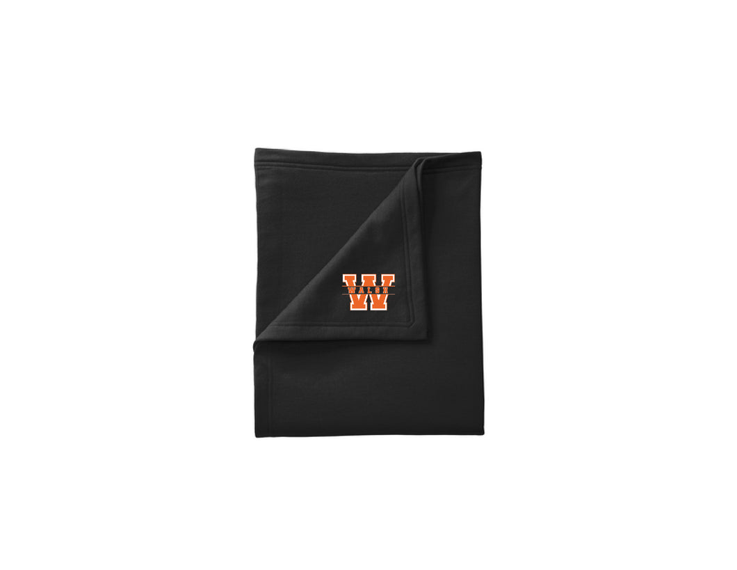 Walsh Fleece Blanket
