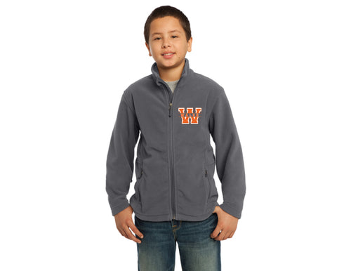 Walsh Youth Fleece Jacket