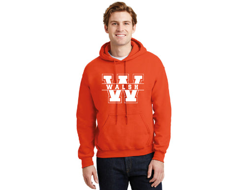 Walsh Adult Hooded Sweatshirt