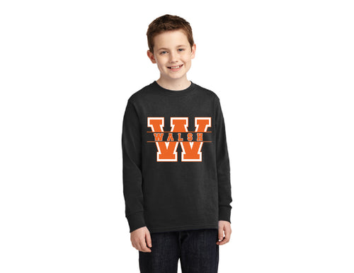 Walsh Youth Long Sleeve T Shirt
