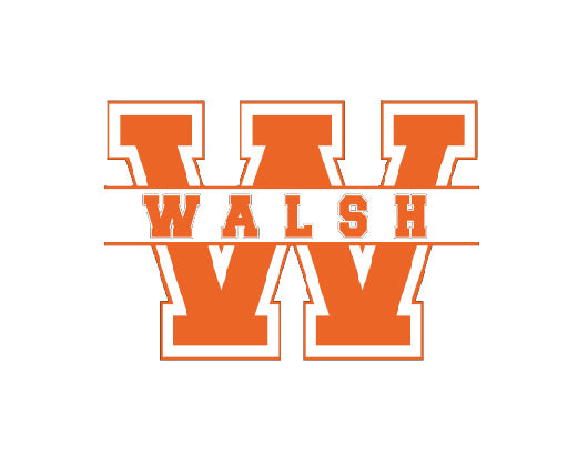 Walsh Vinyl Sticker