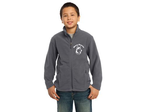 Port Authority® Youth  Fleece Jacket
