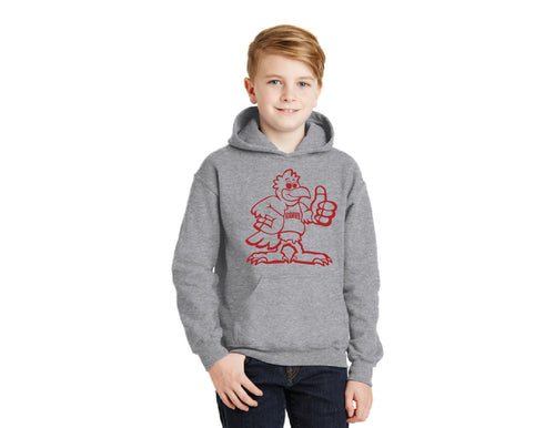 Oakmont Gildan® - Youth Heavy Blend™ Hooded Sweatshirt